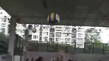 《排球练习》教学课例(九年级体育,育才二中:严克非)
