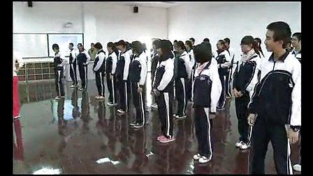 高一体育《大众一级健美操》深圳第二外凌霄