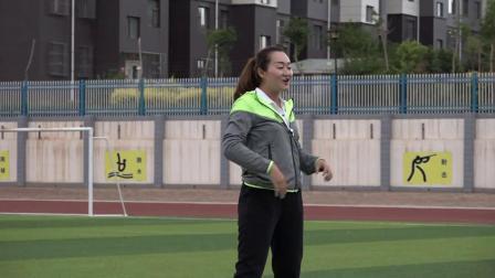 《武术:冲拳格挡》科学版三年级体育,陈映彤