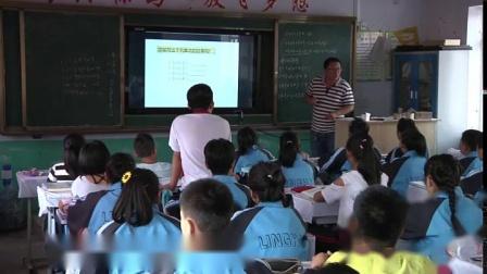 北师大版数学七上-2.7《有理数的乘法-1》课堂教学视频实录-左海东