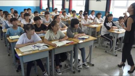 人教2011课标版数学八下-17.1.2《数轴表示根号13》教学视频实录-冯艳红
