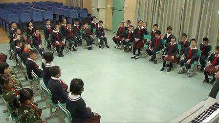 《玩具进行曲》小学二年级音乐优质课视频-陈燕云