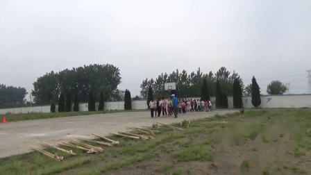 《快速跑:50米快跑比赛》优质课(科学版体育六年级,阜阳市县级优课)