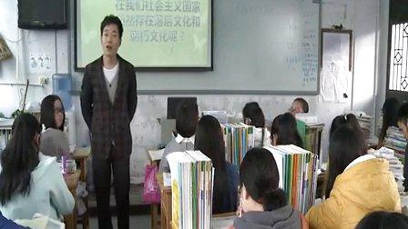人教版高中思想政治必修3《在文化生活中选择》教学视频,重庆市,2014年度部级评优课入围作品
