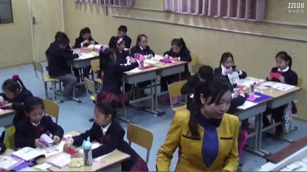 《剪纸》小学劳动技术豫科版四年级-东风路小学:米稚静