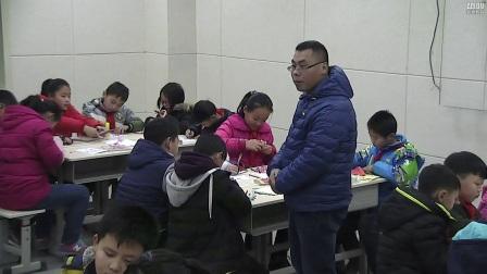 《剪装饰花》小学劳动技术豫科版三年级-柳林镇三小:申建磊