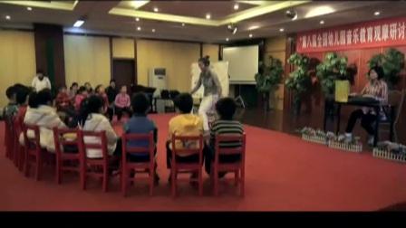 大班歌唱活动《快乐的小兔》优质课-安徽:徐玲