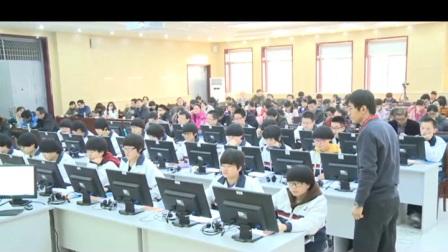 《图像的简单合成——用Photoshop制作电子贺卡》山东高中信息技术-张亚