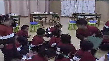 幼儿教师说课视频及实录 中班奇妙的旅行 由丁洁莹老师执教