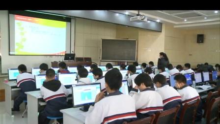 《Flash运动补间动画》山东高中信息技术-吴潇川