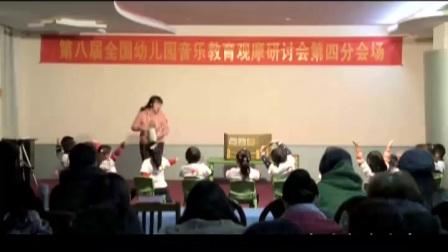 中班歌唱游戏《种子快发牙》优质课-南京:张倩.rmvb