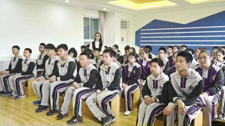 人音版九上《第九-新世界交响曲》课堂教学视频实录-李鸿飞