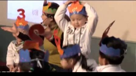 大班歌唱活动《数字歌》优质课-山东:杜巧妮