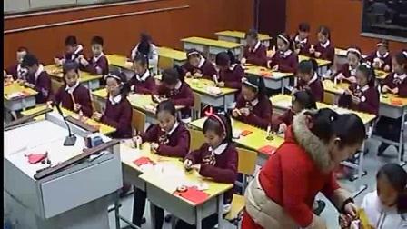 《红掌的制作》小学劳动技术五年级-郑大实验小学:和江彬