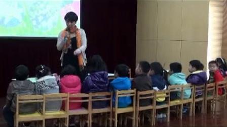大班语言活动《美丽的花》优质课(蒋静)