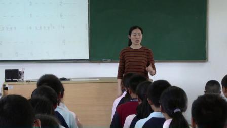 人音版八上《鸿雁》课堂教学视频实录-徐玉芳